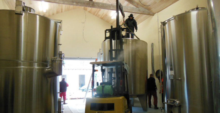 Ingénieries vinicoles