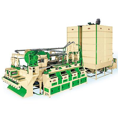 Équipements et lignes pour la transformation de blé