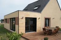 Extension habitation en bois
